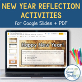 New Years Activities: Choice Projects