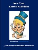 New Year's Activities Gr. 9-12