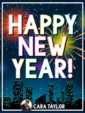 New Years Activities ~ Literature, Nonfiction Articles, an