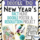 New Years Activities, New Years Resolution Project, New Year 2020