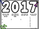 New Years Activity Packet