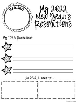 New Year's Resolution (Canadian Version)
