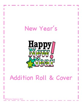 New Year's Addition Roll and Cover