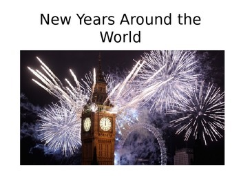 New Years Around the World PP