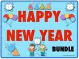 New Years BUNDLE