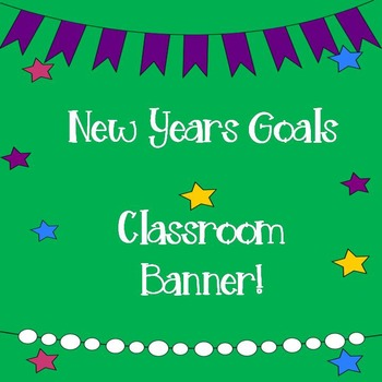 New Years Banner