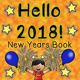 New Years Book - New Years Writing - Class Book - 2018