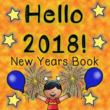 New Years Book - New Years Writing - Class Book - 2018