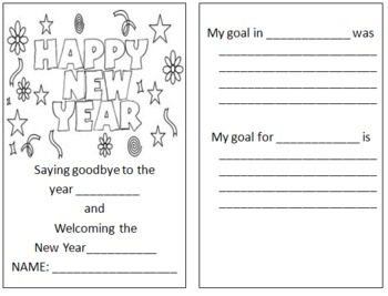 new years booklet new years booklet
