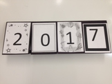 New Years  2018 updated Bulletin Board Activity