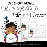 New Years! CVC Spin and Cover Games