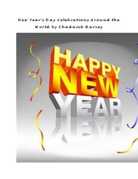 New Year's Celebrations Around the World Literacy Packet