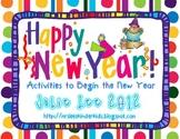 New Year's Classroom Fun