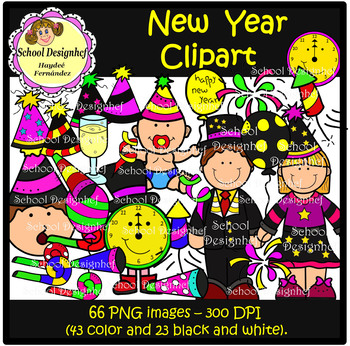new years clip art school designhcf