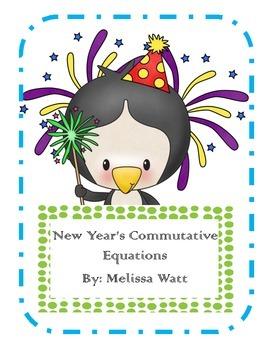 New Year's Commutative Equations