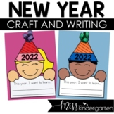 New Years Craft and Writing 2021