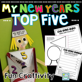 New Years Resolutions 2017 ~ My Top Five Resolutions ~ New Years 2017 Activities