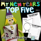 New Years Resolutions 2019 ~ Top Five Resolutions ~ New Years 2019 Activities