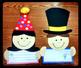 New Year's Writing Craftivity & Printables