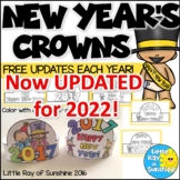 New Year's Crowns 2017