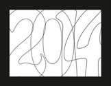 New Years Day Coloring Page