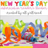 New Year's Day Informative Reader's Theater