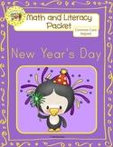 New Years Day Activities