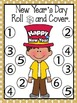 New Year's Day Roll and Cover Games.