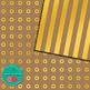 Gold Digital Paper