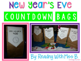 New Year's Eve Countdown Bags {FREEBIE}
