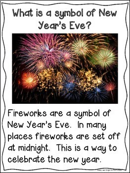 New Year's Eve for Kindergarten & First Grade | Holidays Around the World
