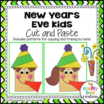 New Years Eve Craft
