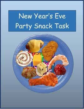 New Year's Eve Party Snack Task