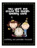 New Year's Eve- Spanish activities