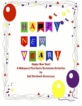 New Year's Eve: Webquest on its history and customs/Extens