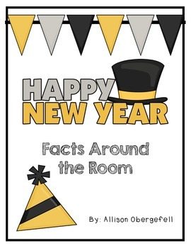 New Year's Facts Around the Room
