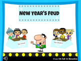 New Year's Feud Powerpoint Game