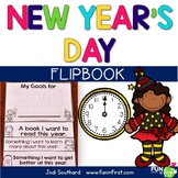 New Year's Flip Book