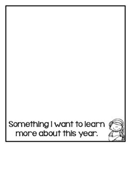 New Year's Flip Book