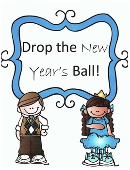 New Year's Following Directions Activity: Have Kids Drop the Ball