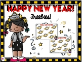 New Years Freebies