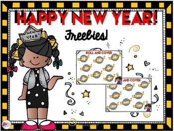 New Years Freebies