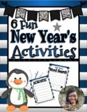 New Year's Fun Activities