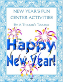 New Year's Fun - Center Activities