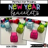New Year's Goal Bracelets