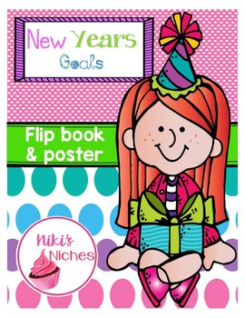 New Years Goal Flip Book