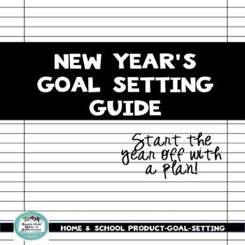 New Years Goal Setting