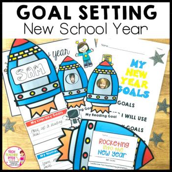 New Years Goal Setting Pack 2018 Flip Books