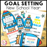 New Years Goal Setting Pack 2018 two flip Books suitable f
