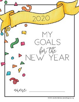 New Years Goals   New Years Resolutions   New Year Goal Setting